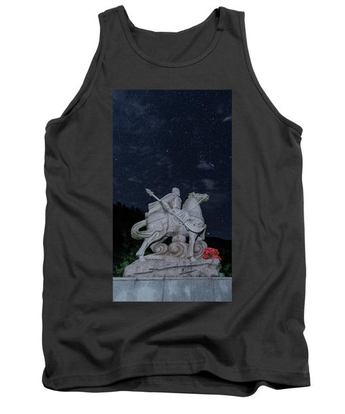 A Hero's Starscape Tank Top