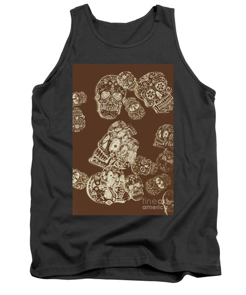 A Holiday Inversion  Tank Top