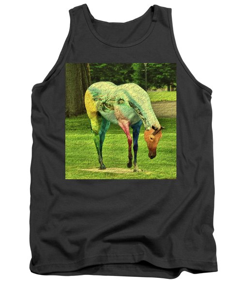 A Horse Is A Horse Tank Top