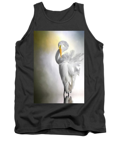A Lady Needs Her Privacy Tank Top