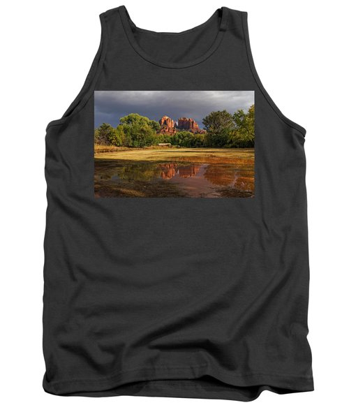 A Light In Darkness Tank Top