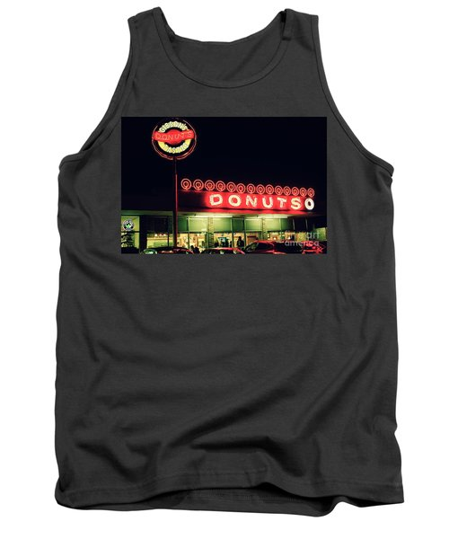 A Light In The Darkness Tank Top