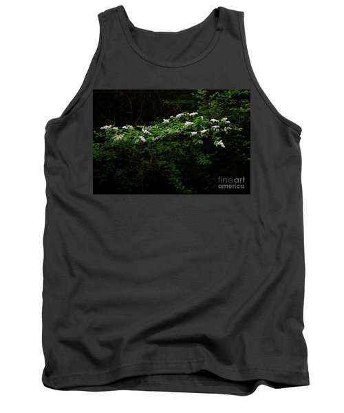 Tank Top featuring the photograph A Light In The Darkness by Skip Willits