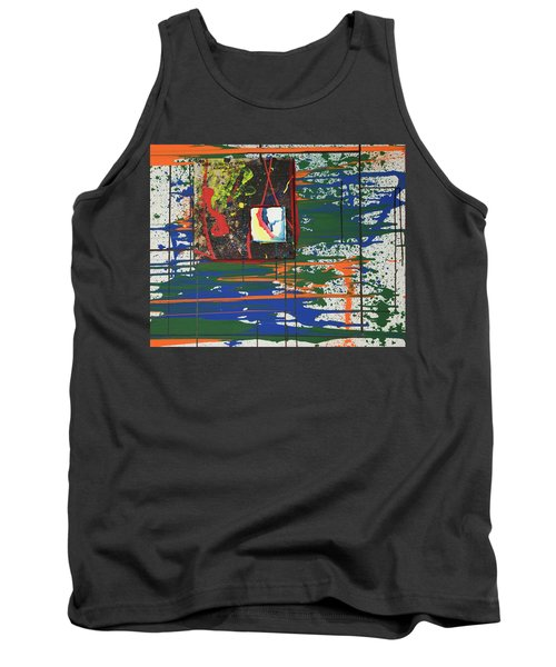 A Manic Depressive Named Laughing Boy Tank Top