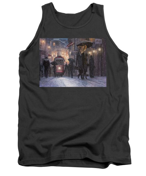 A Midwinter Night's Dream Tank Top