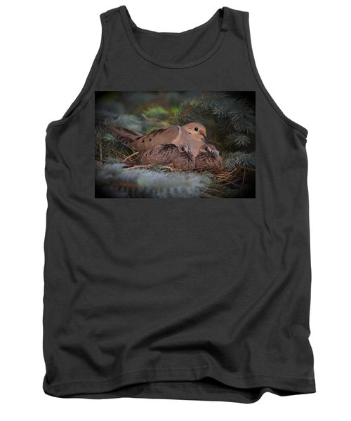 A Mother's Love Tank Top by Gary Smith
