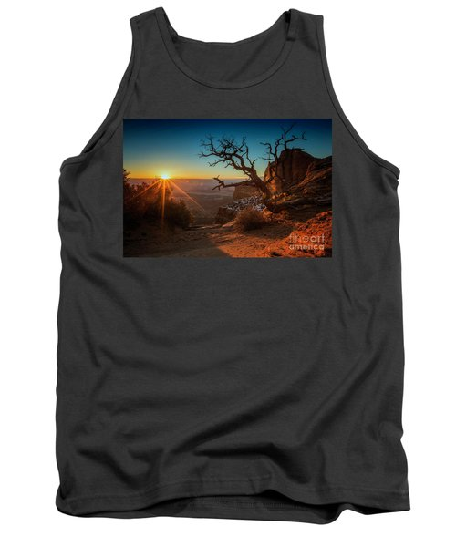A New Day Dawns Tank Top