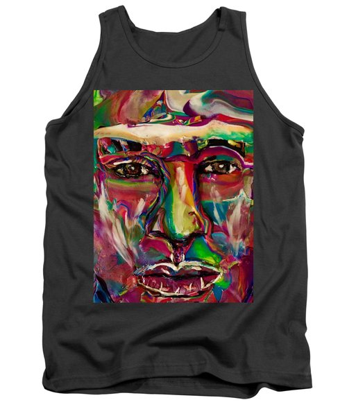 A New Man Tank Top