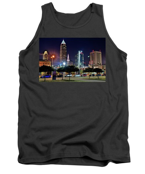A New View Tank Top by Frozen in Time Fine Art Photography