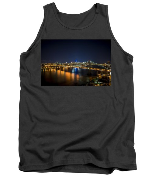 A New York City Night Tank Top