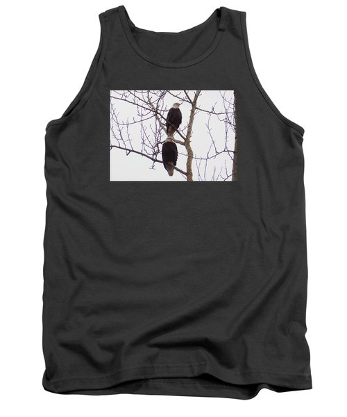 A Pair Of Eagles Tank Top