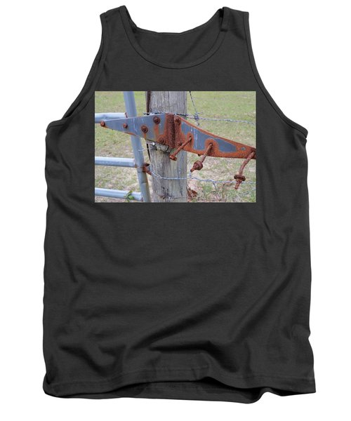 A Parable Tank Top by Warren Thompson