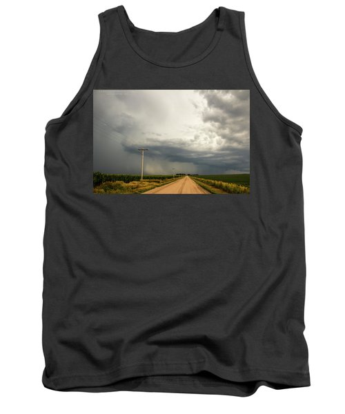 A Passion For Shelf Clouds 001 Tank Top
