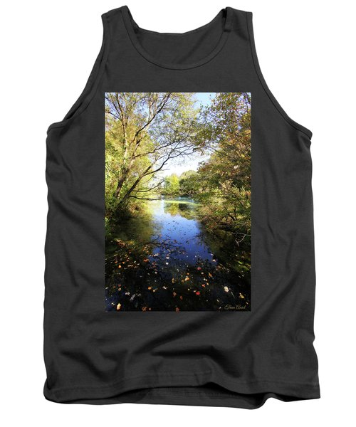 A Peaceful Afternoon Tank Top