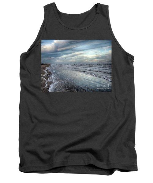 A Peaceful Beach Tank Top