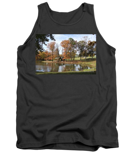 A Peaceful Spot Tank Top