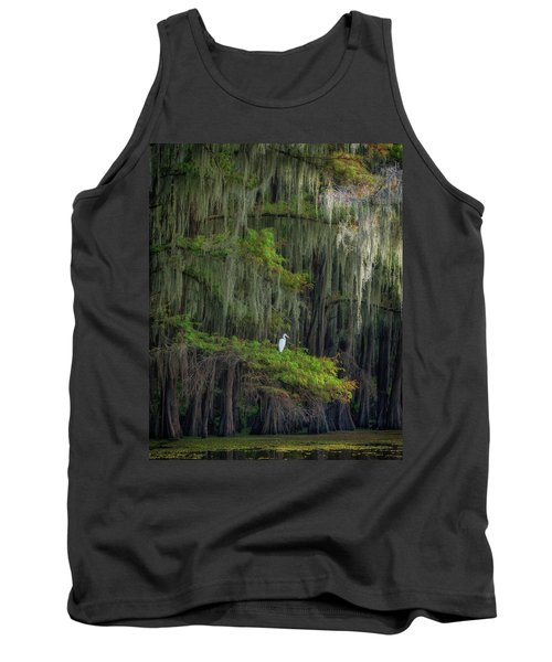 A Perch With A View Tank Top