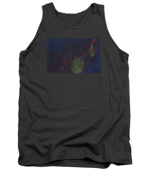 A Person Who  Inquires Into  The Soul Of Things Tank Top by Min Zou