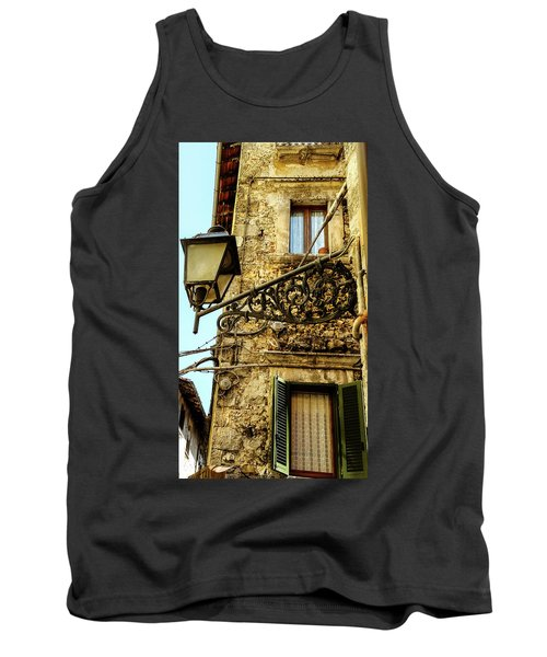 A Piece Of Italy Tank Top
