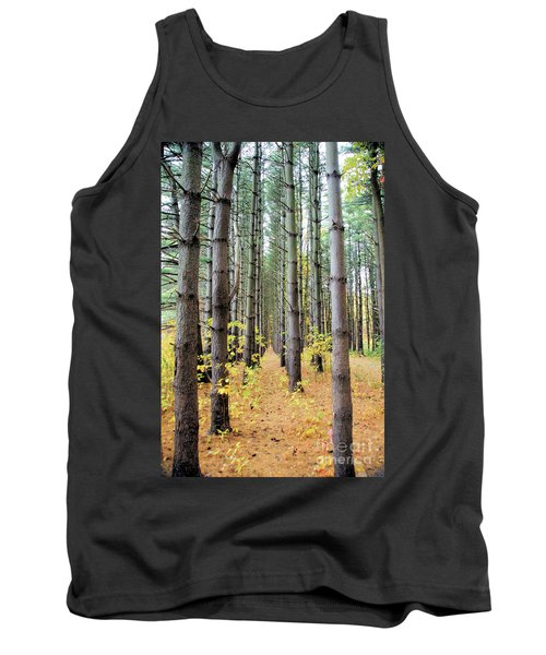 A Pines Army Tank Top