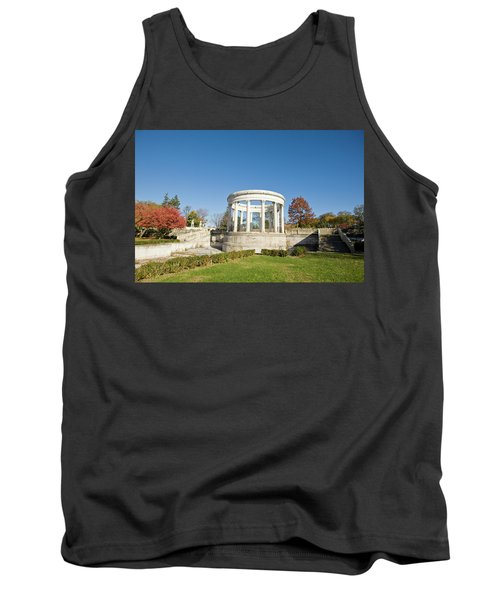 A Place Of Peace Tank Top by Jose Rojas