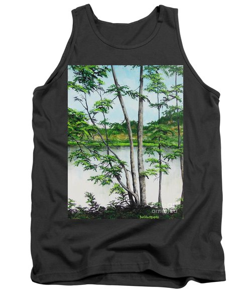 A Place Of Refuge Tank Top