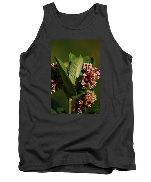 Tank Top featuring the photograph A Pretty Bouquet by Ramona Whiteaker