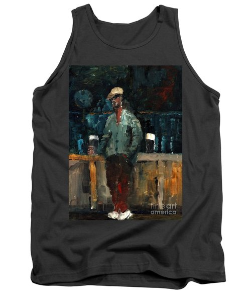 F 772  Holy Hour A Pint And A Spare. Tank Top