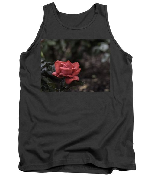 A Red Beauty Tank Top
