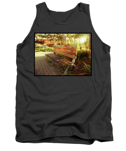 A Restful Respite Tank Top by Shawn Dall