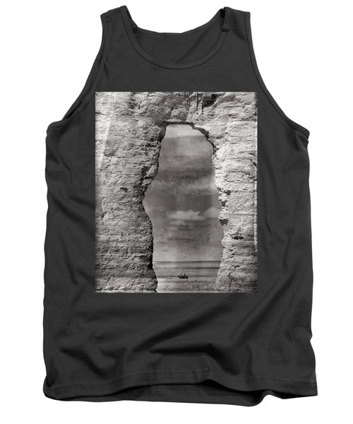 Tank Top featuring the photograph A Ride Through Time by Darren White