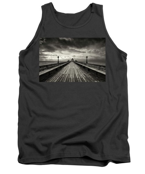 A Romantic Walk To The Past Tank Top