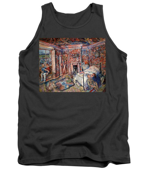 A Room With A View Tank Top