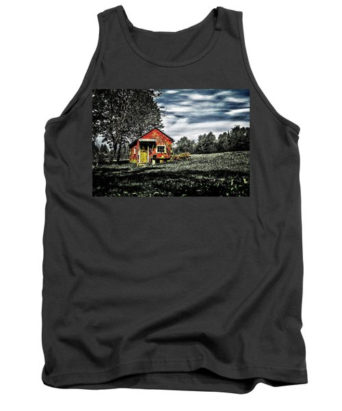 A Ruskin Shed Tank Top