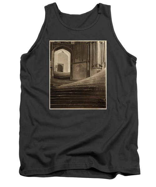 A Sea Of Steps Tank Top