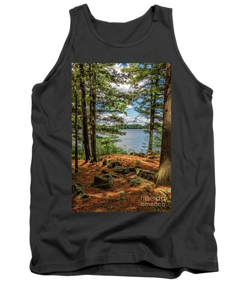 A Secluded Spot Tank Top