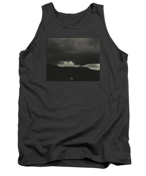 A Sequence Of Ten Cloud Photographs Tank Top