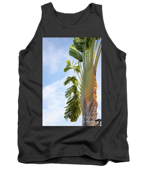 A Slice Of Nature Tank Top