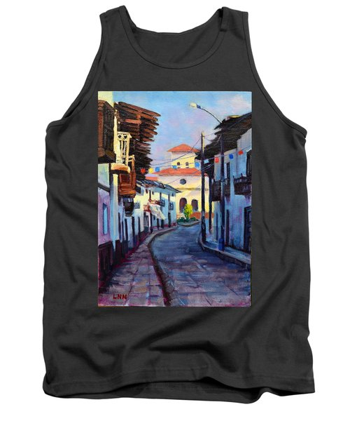 A Small Town Tank Top