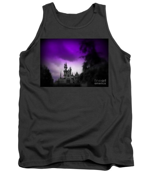 A Spell Cast Once Upon A Time Tank Top by Susan Lafleur