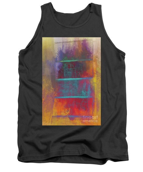 A Splash Of Color Tank Top