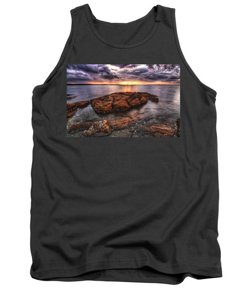 A Storm Is Brewing Tank Top