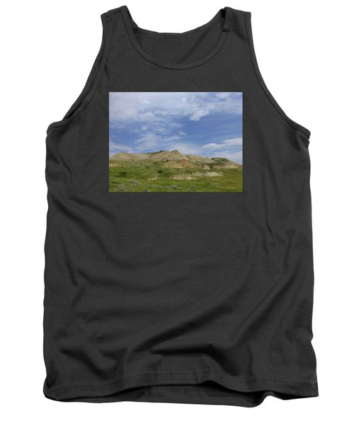 A Summer Day In Dakota Tank Top
