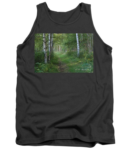 A Suspended Silence Where The Wild Things Are Tank Top