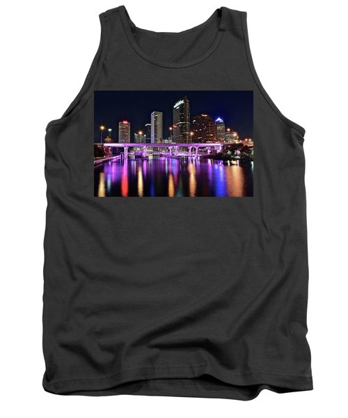 A Tampa Night Tank Top
