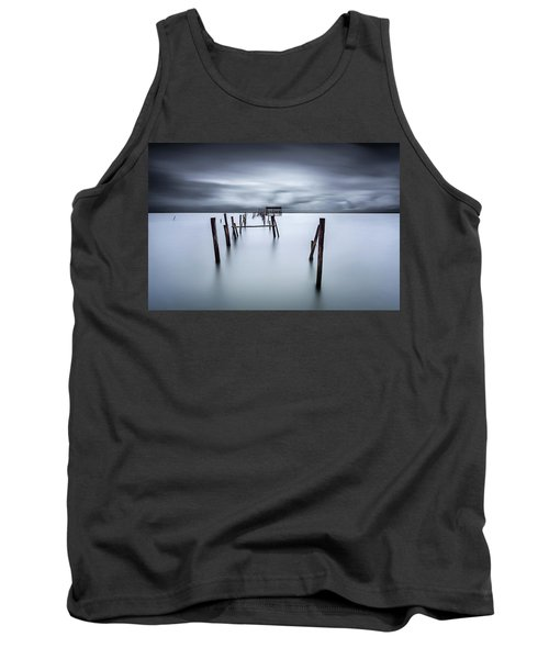 A Test Of Time Tank Top by Jorge Maia