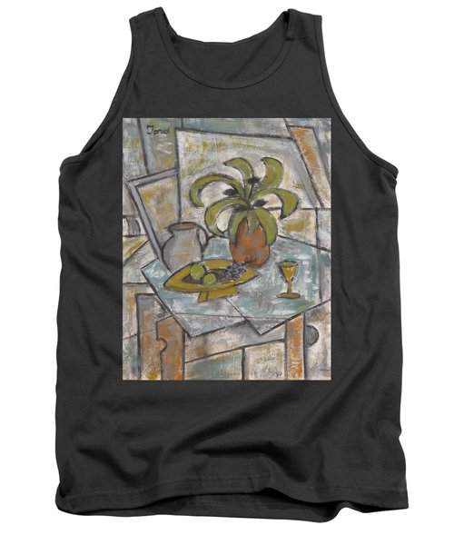 A Toast To Tranquility Tank Top