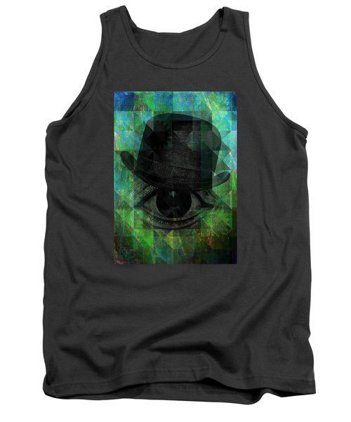 A Very Private Eye Tank Top by Mimulux patricia no No
