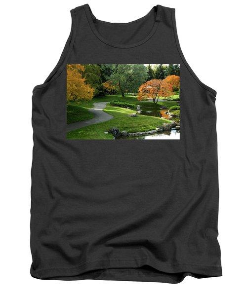 A Walk In The Garden Tank Top