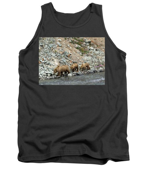 A Walk On The Wild Side Tank Top